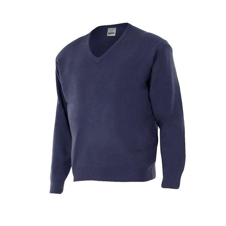 Jersey punto cuello pico caballero: Productos de Gamo Vestuario Laboral