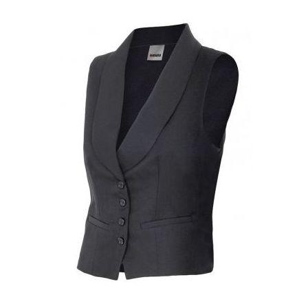 Chaleco camarera cuello esmoquin: Productos de Gamo Vestuario Laboral