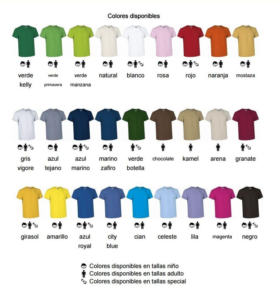 Camiseta m/corta algodón 100%: Productos de Gamo Vestuario Laboral
