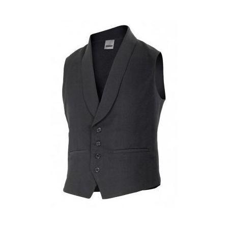 Chaleco camarero cuello esmokin: Productos de Gamo Vestuario Laboral