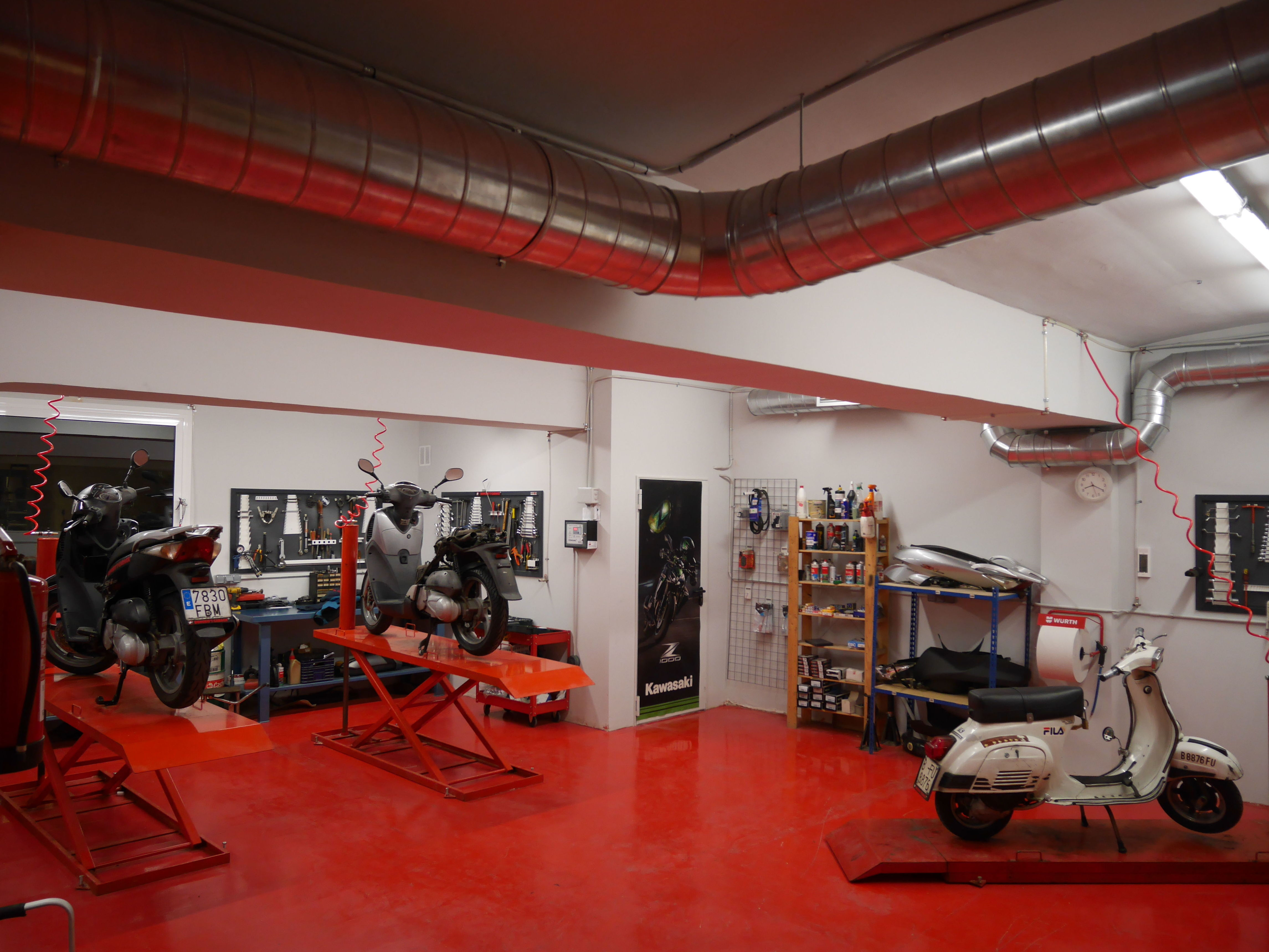 Foto 11 de Motos en  | Bonobo´s Garage