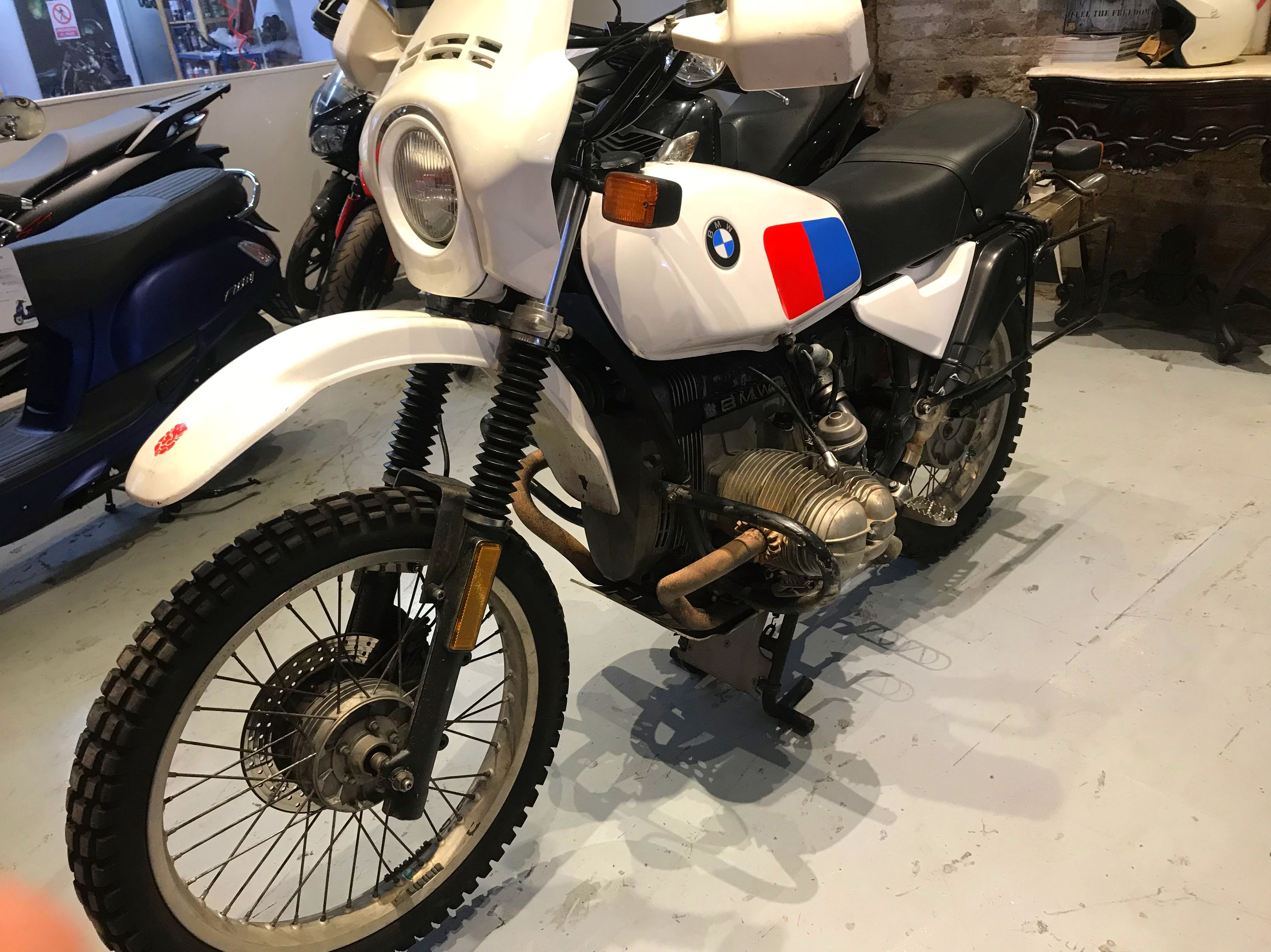 Foto 1 de Motos en  | Bonobo´s Garage