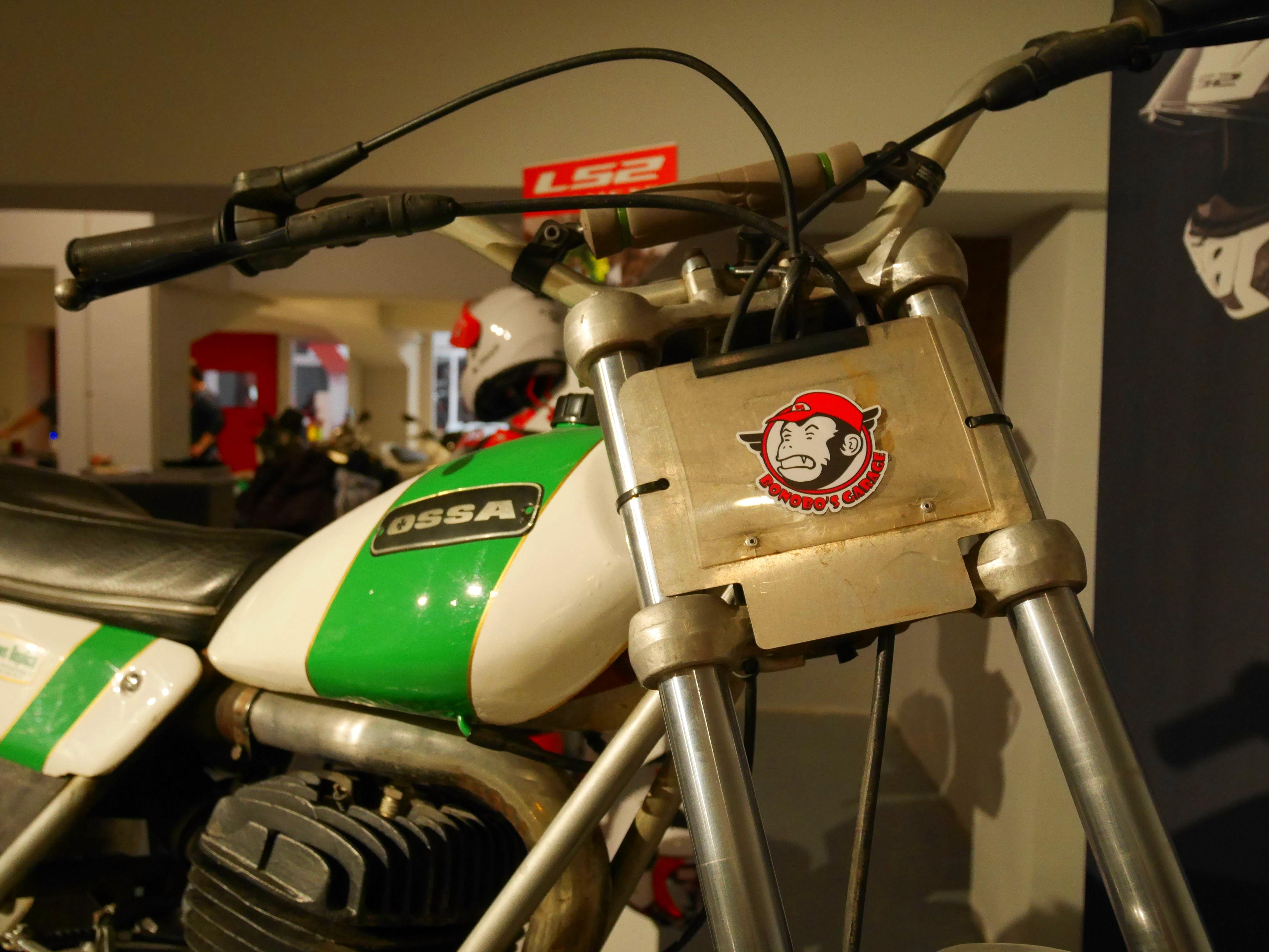 Foto 10 de Motos en  | Bonobo´s Garage