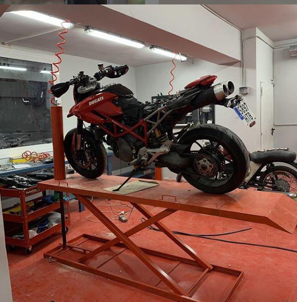 ITV motos Sarria Sant Gervasi Barcelona