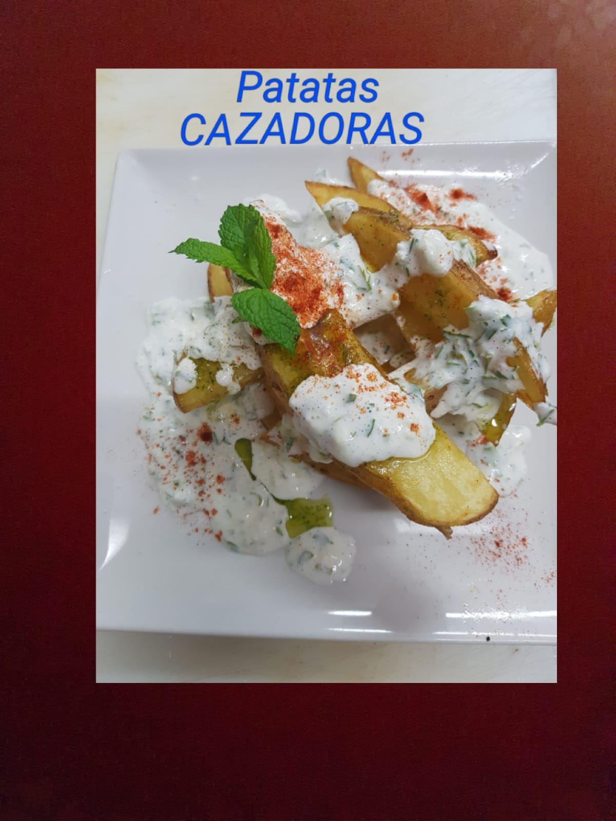 Patatas cazadoras en Cullera
