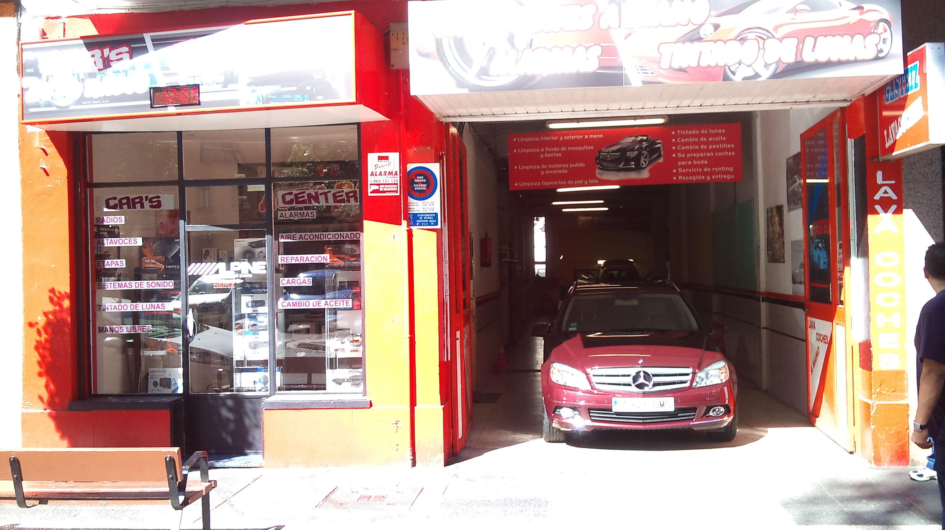 Foto 25 de Cristalería del automóvil en Vitoria gasteiz | Información