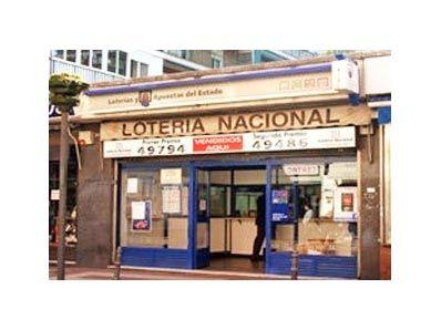 Foto 1 de Loterías y apuestas en Madrid | Lotería Los Calvos