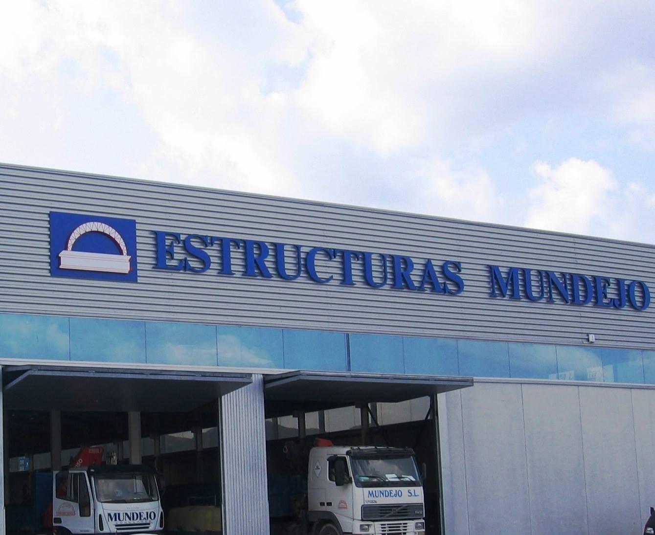 Nuestros trabajos: Servicios de Estructuras Mundejo, S.L.