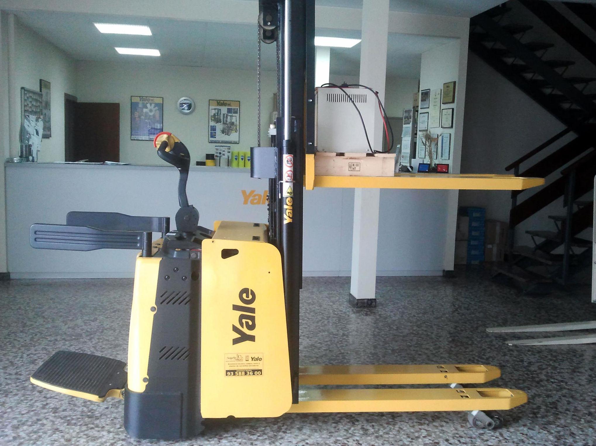 Venta, reparación y mantenimientode carretillas elevadoras