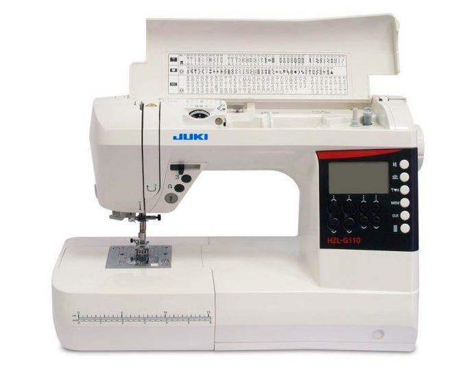 Venta Máquina de coser electrónica JUKI HZL-G110