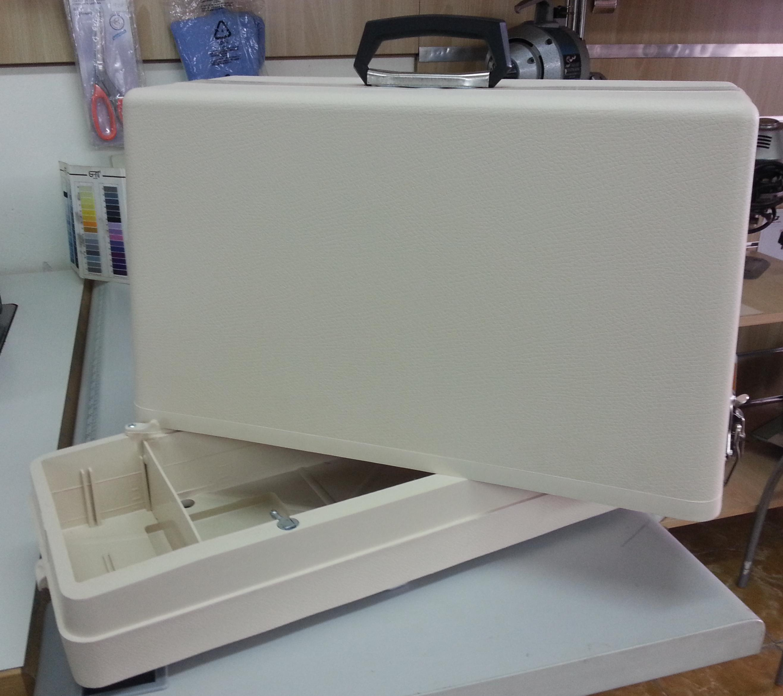 Maletín porta máquinas de coser