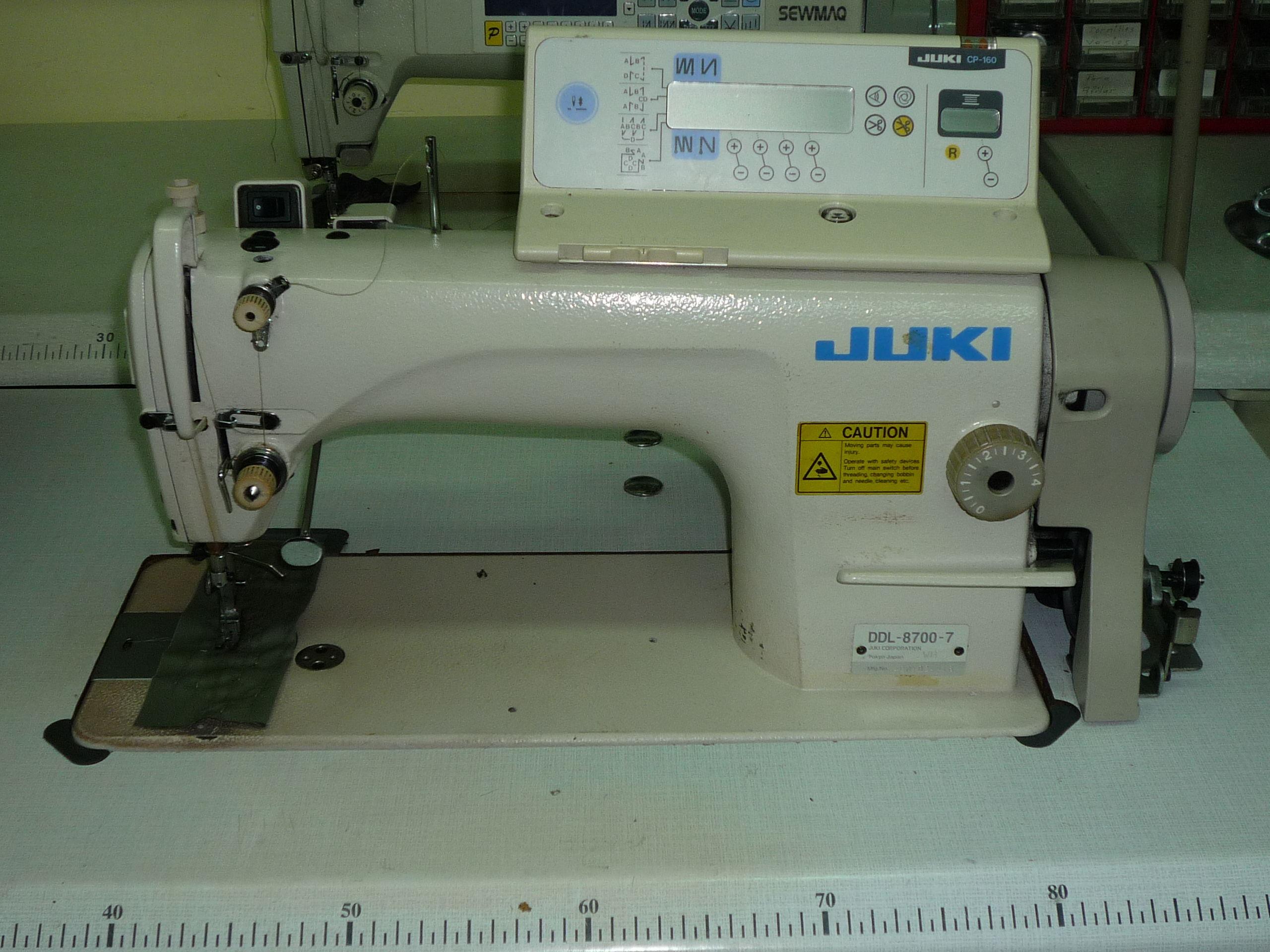 Venta Máquina de coser JUKI Mod.8700, Barcelona