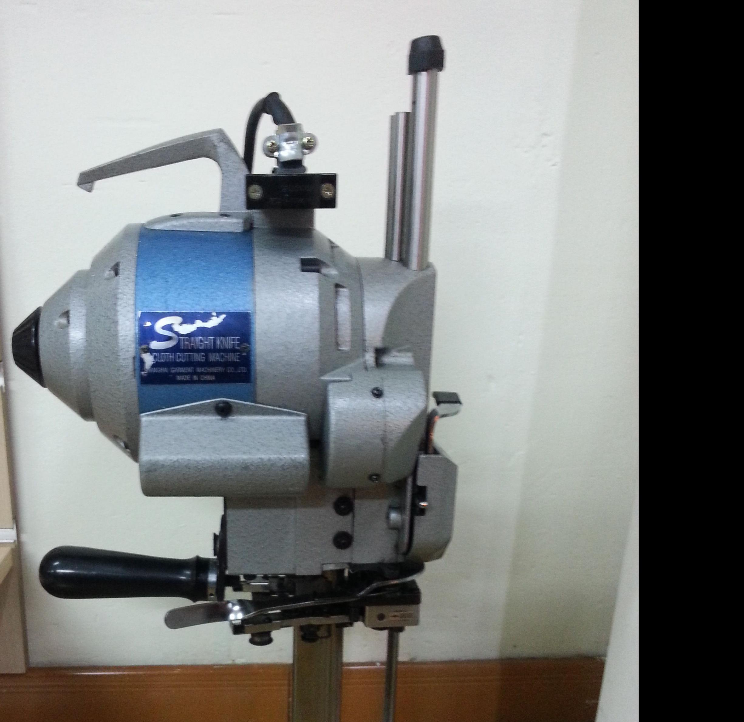 "Máquina de corte vertical 10"": Catálogo de Co.Ma.Tex."
