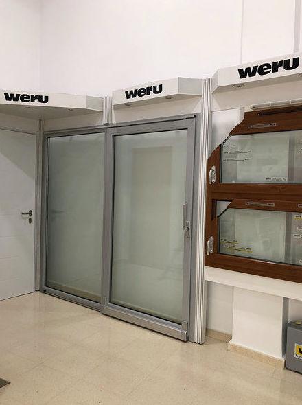 Distribuidor Weru Valencia