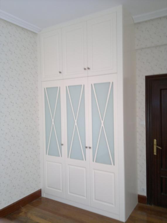 Foto 16 de armarios en getxo los chopos muebles y decoraci n - Decoracion armarios empotrados ...