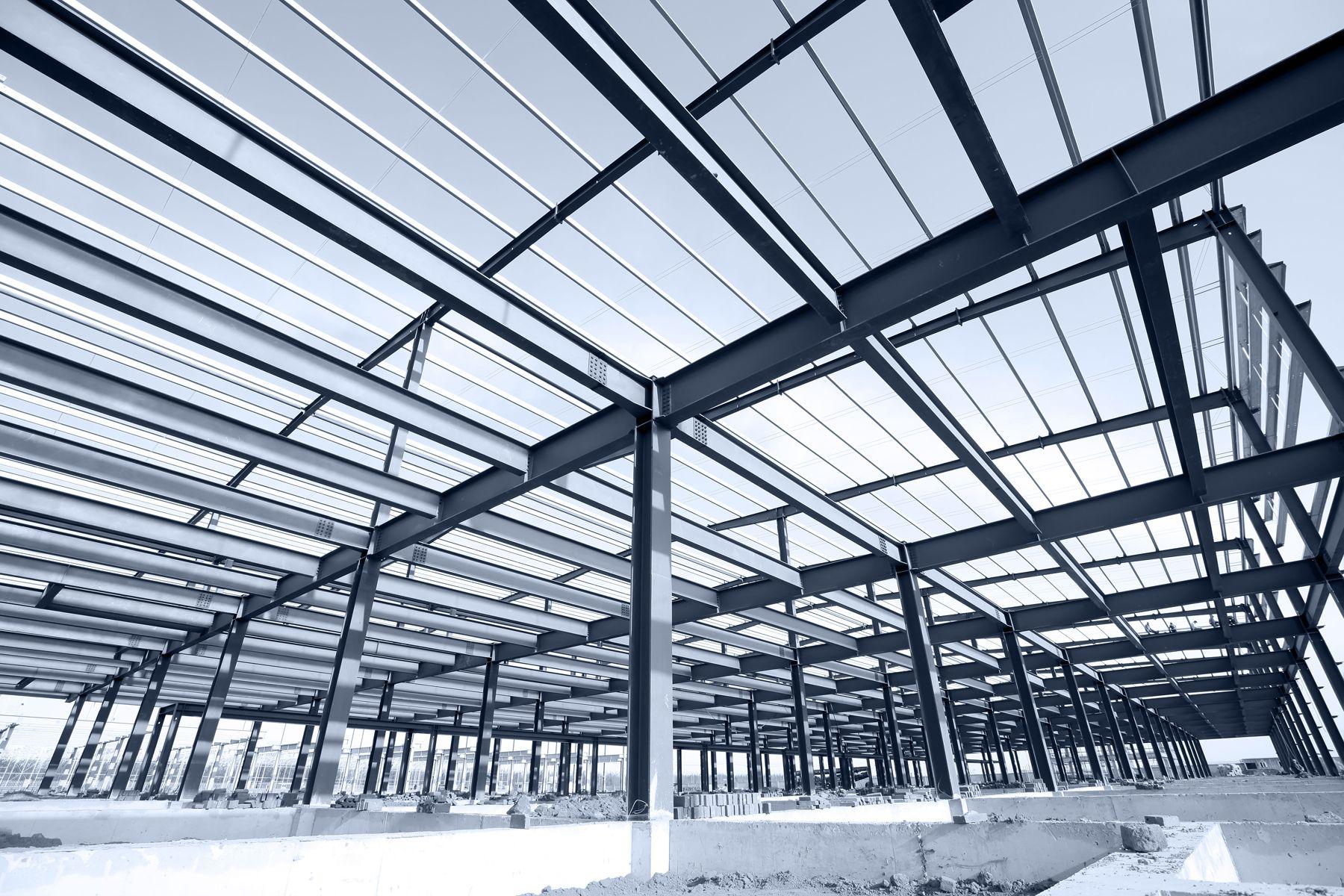 Estructuras metálicas en Guipúzcoa