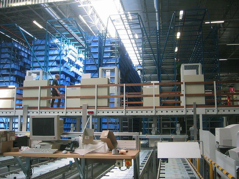 Construcción de entreplantas: Productos y Servicios de Talleres Etura
