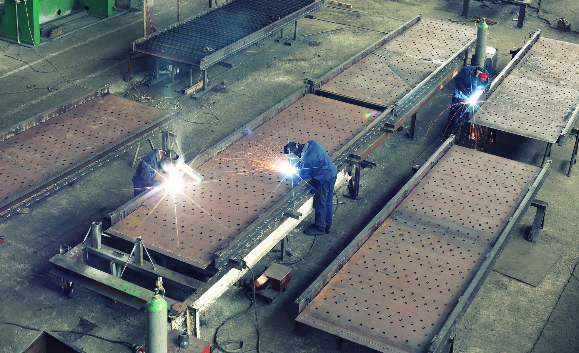 Soldadura de metales en Guipúzcoa