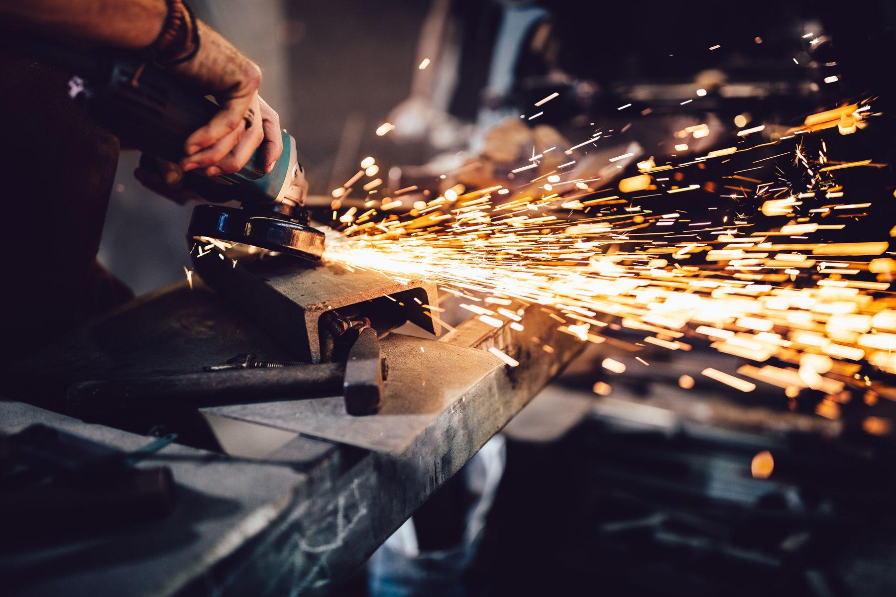 Trabajos con metal en Guipúzcoa
