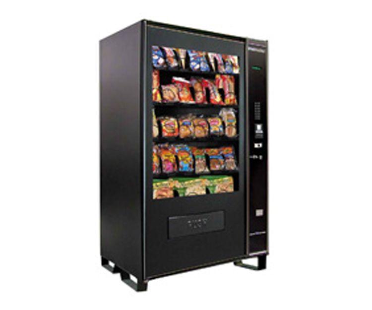 Máquinas vending de snacks en Valencia
