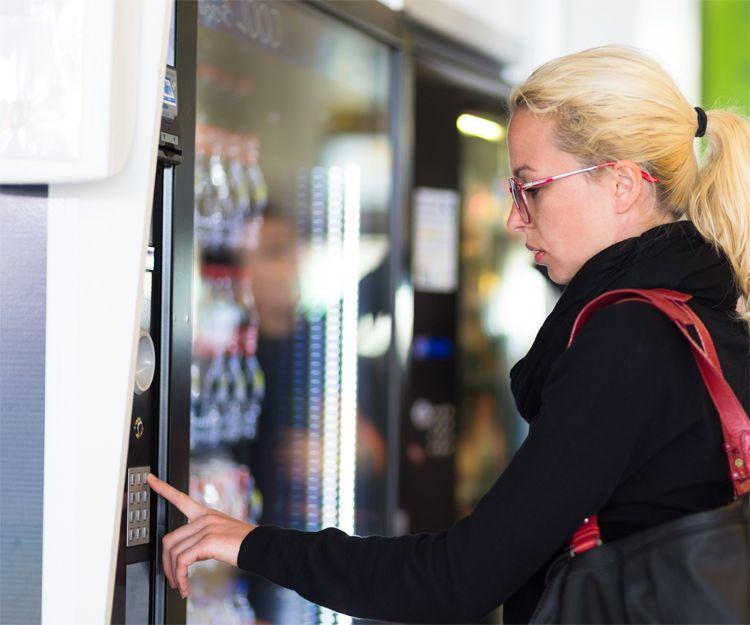Máquinas expendedoras de café en Valencia