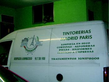 Foto 20 de Tintorerías y lavanderías en Madrid | Madrid-París