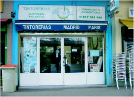 Foto 13 de Tintorerías y lavanderías en Madrid | Madrid-París