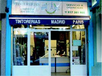 Foto 16 de Tintorerías y lavanderías en Madrid | Madrid-París