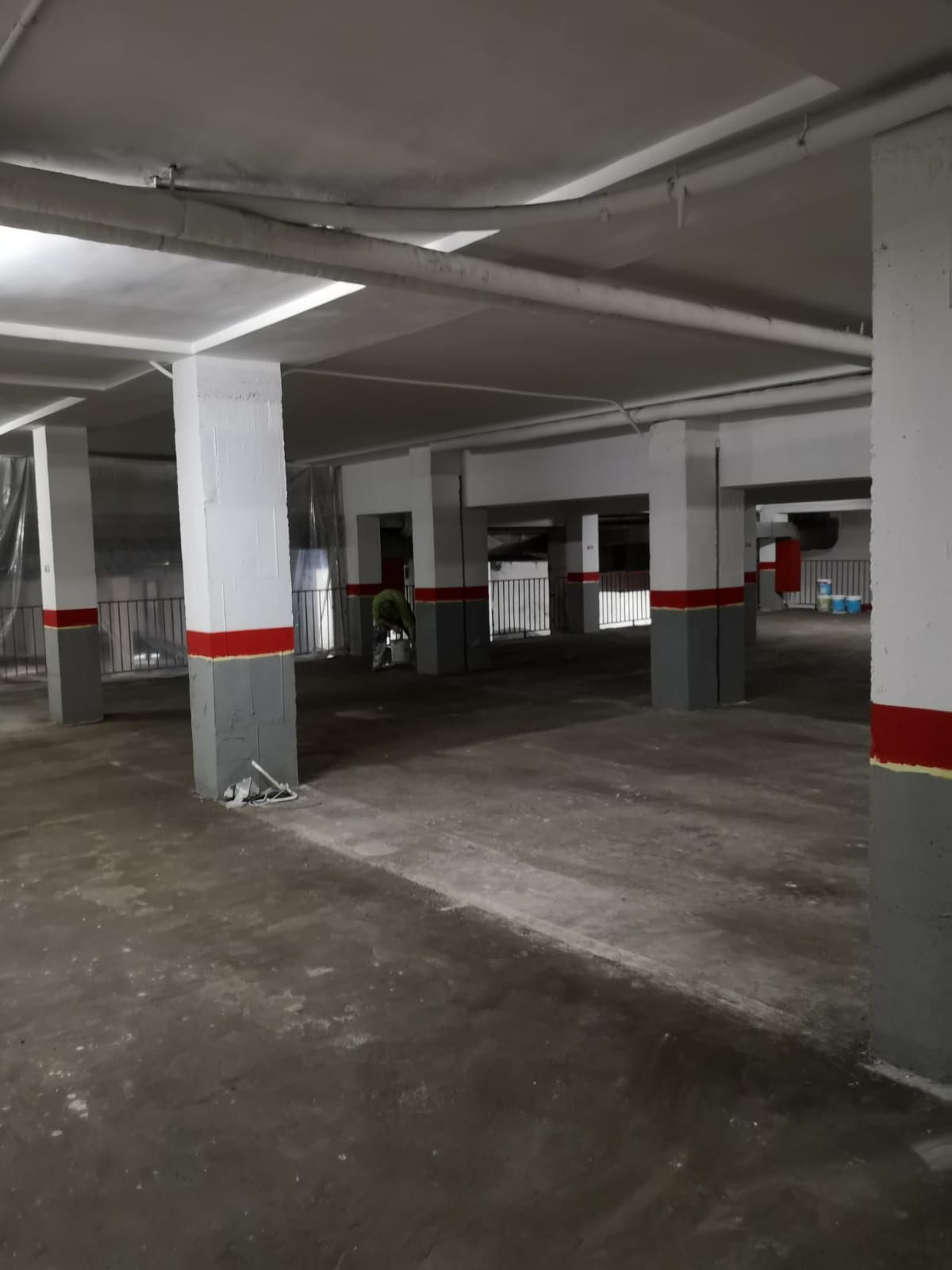 Pintado de garajes