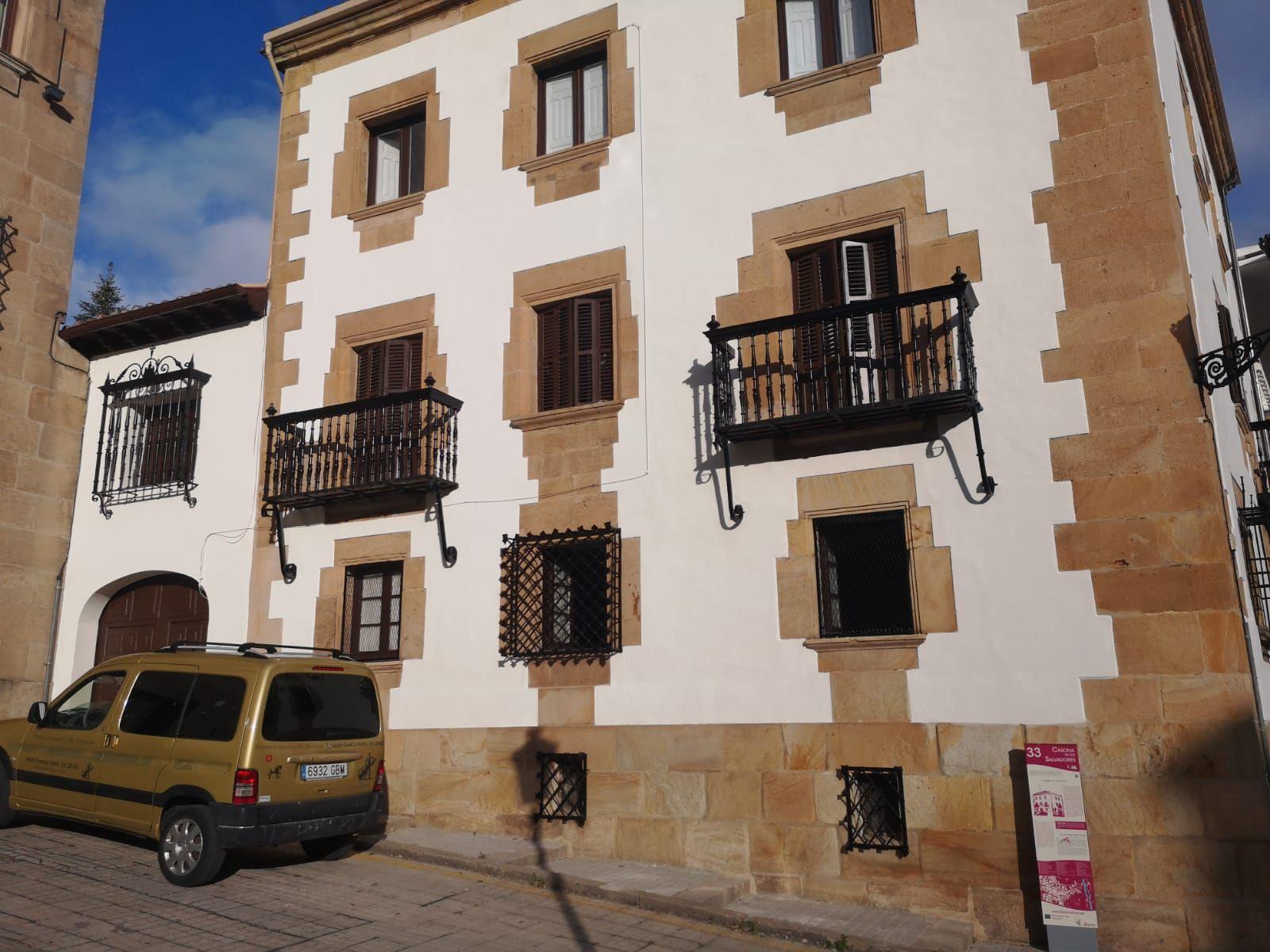 Pintura de fachadas Soria Pinturas Adolfo Corral La Huerta