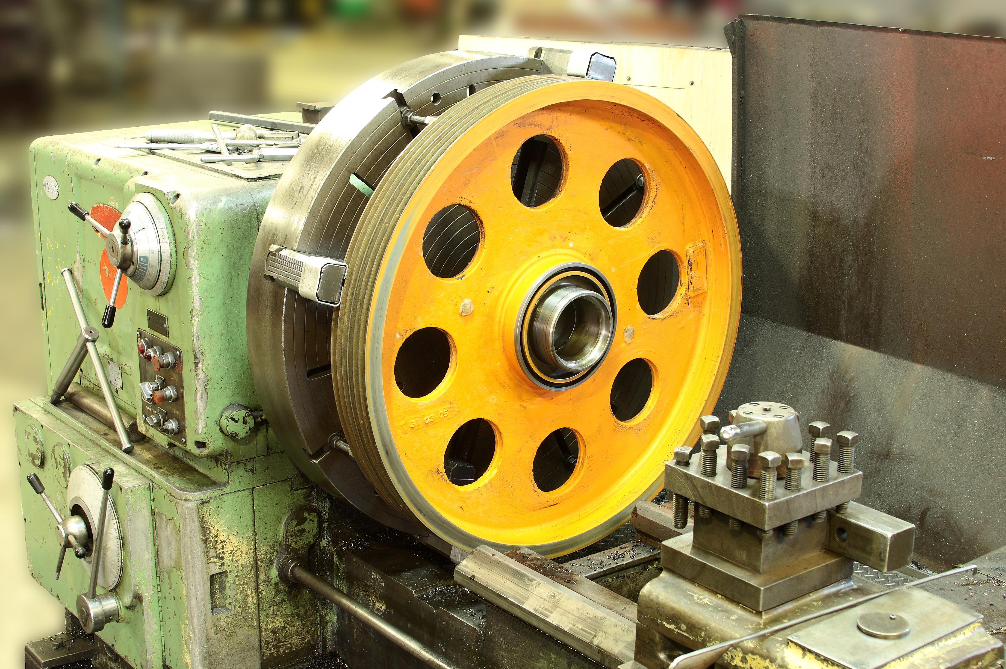 Foto 1 de Mecanizados en Lezo | Mecanizados y Montajes Herro