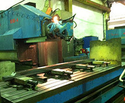 Fresadora: Productos y Maquinaria de Mecanizados y Montajes Herro