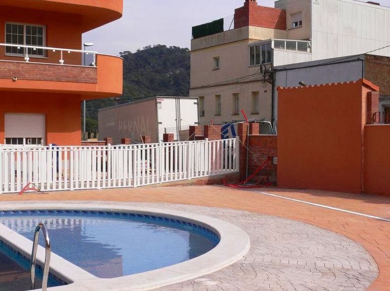 Vallas para piscinas Donostia