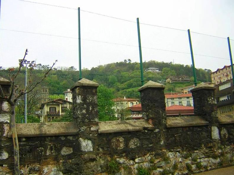 Mallas metálicas Donostia