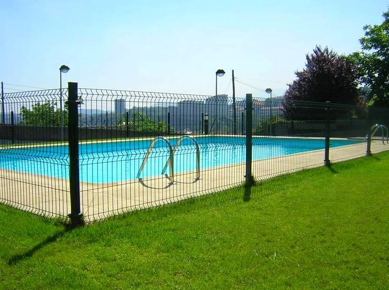 Vallas de seguridad para piscinas Donostia