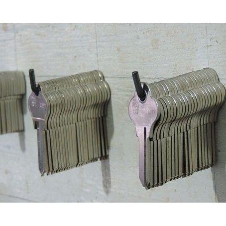 Amaestramiento de llaves: Servicios de Rufu Cerrajeros