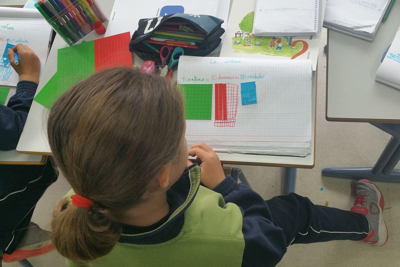 Segundo Ciclo de Educación infantil: Servicios de Colegio Tres Olivos