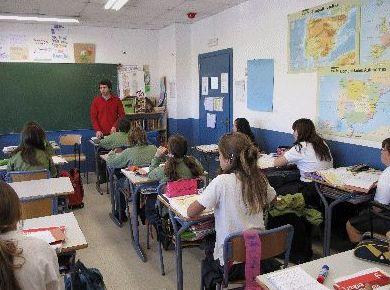 Educación Primaria: Servicios de Colegio Tres Olivos
