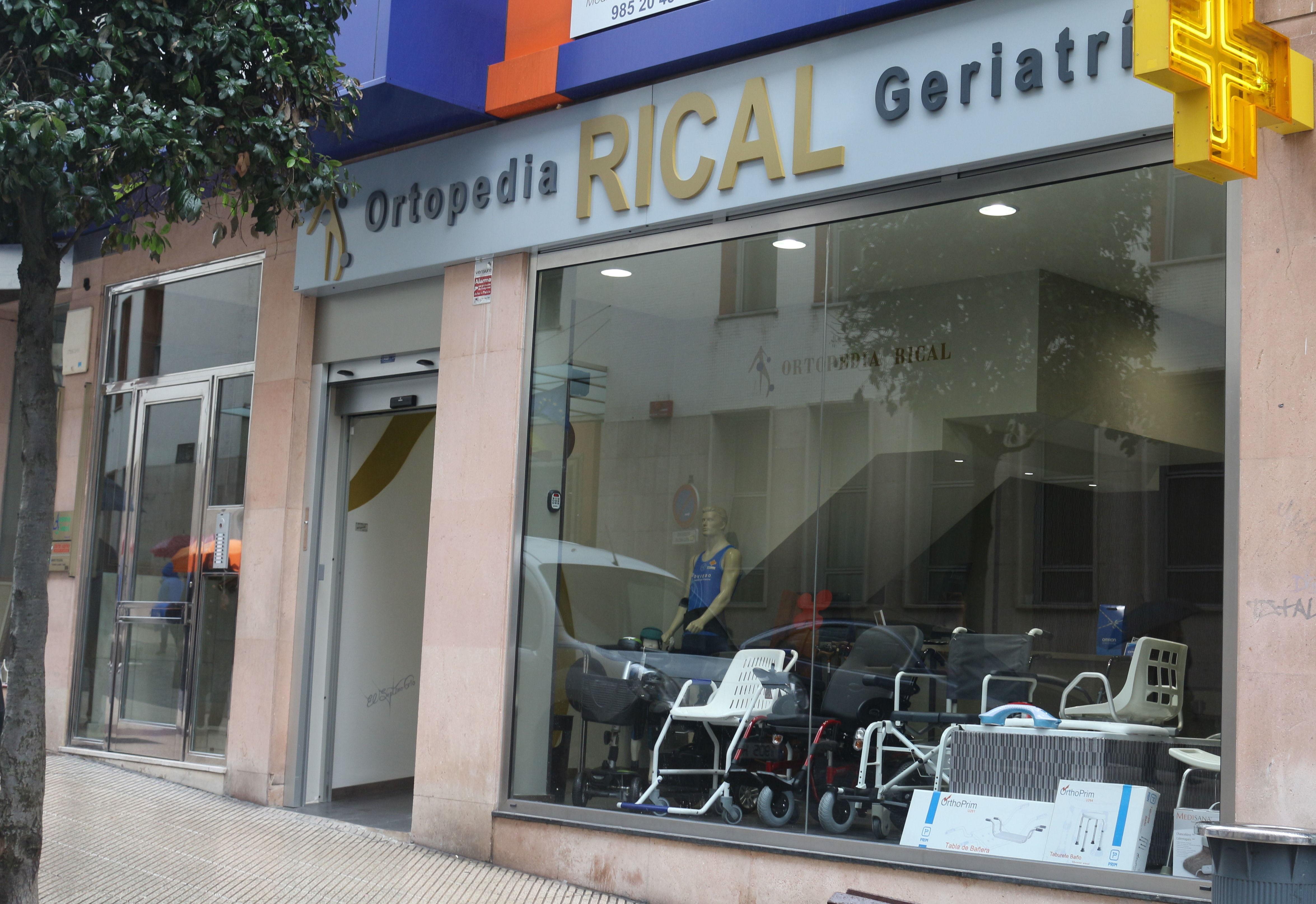 Foto 4 de Ortopedia en Oviedo | Ortopedia Rical