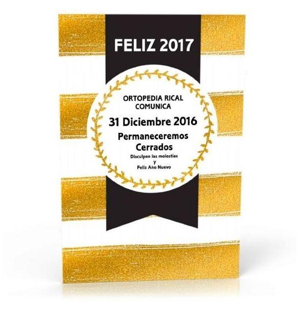 CERRADO 31/12/2016