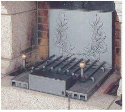 Recuperador aire caliente para Lareiras 600*600: Catálogo de Chimeneas Ferrol
