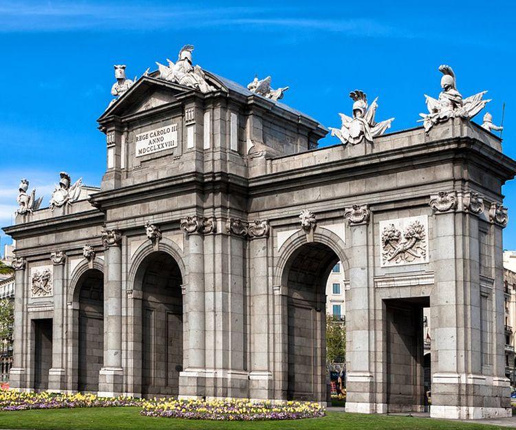 Visitas turísticas por España