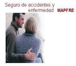 Seguro de accidentes y enfermedad Mapfre