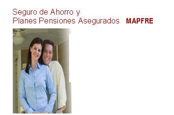 Seguro de ahorro y planes de pensiones Mapfre