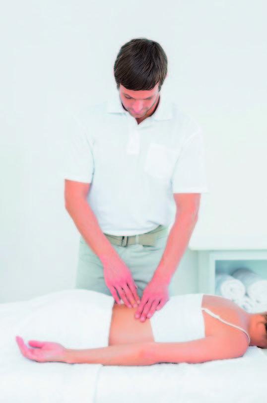 Fisioterapia en traumatología y ortopedia