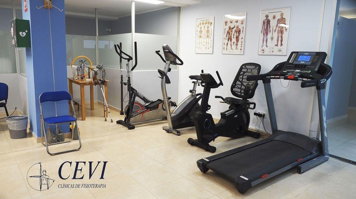 Foto 13 de Fisioterapia en Palma de Mallorca | Cevi