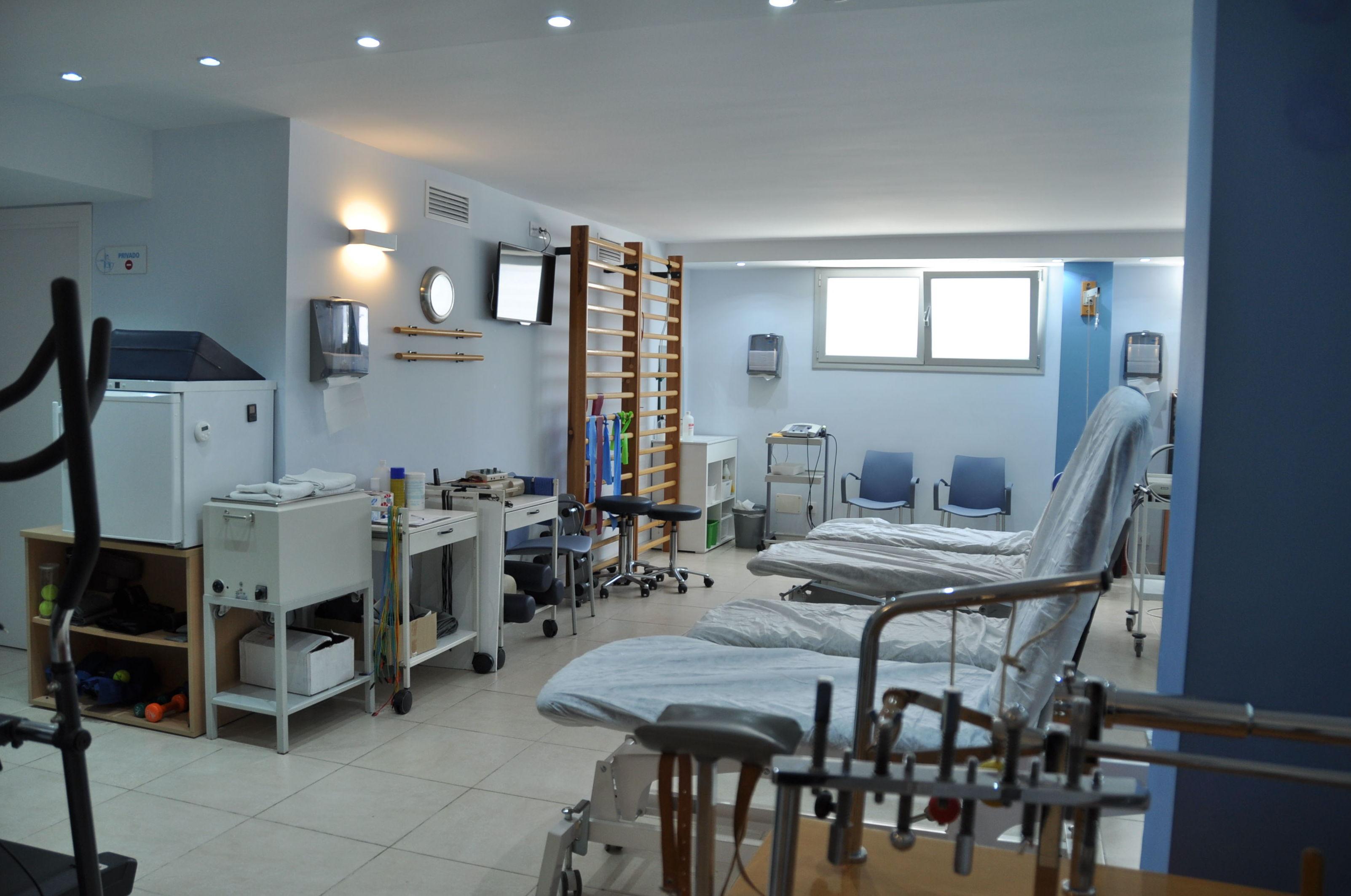 Instalaciones de nuestra clínica