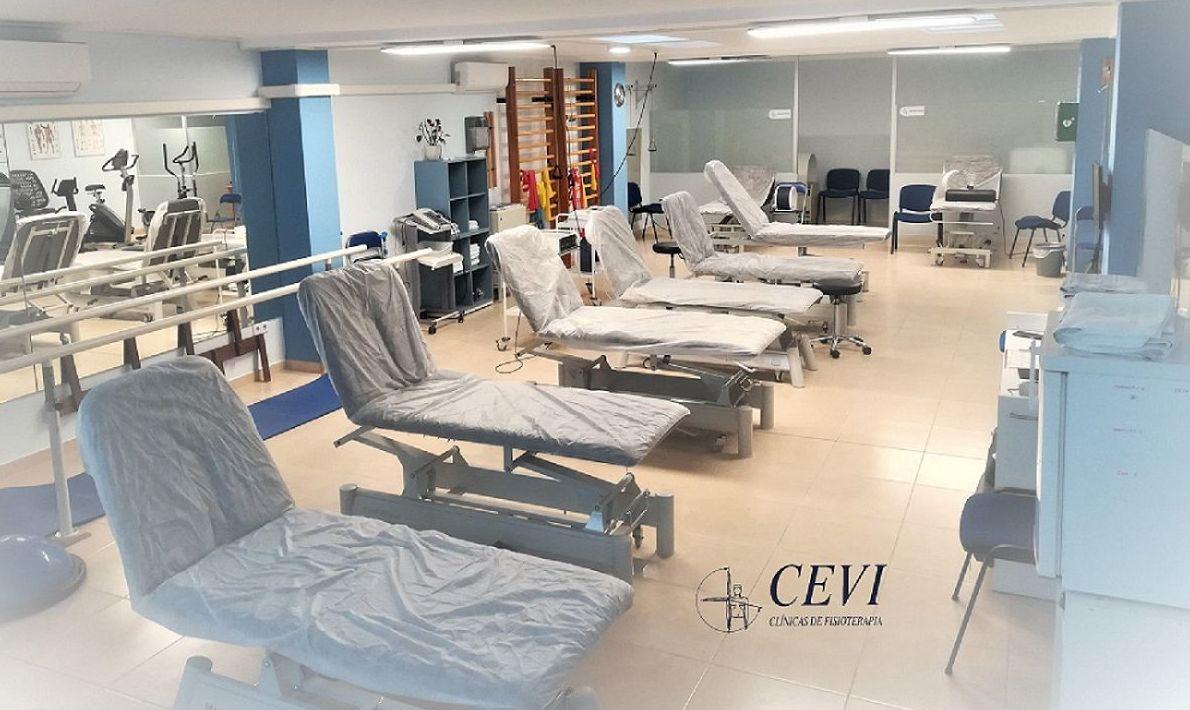Foto 11 de Fisioterapia en Palma de Mallorca | Cevi