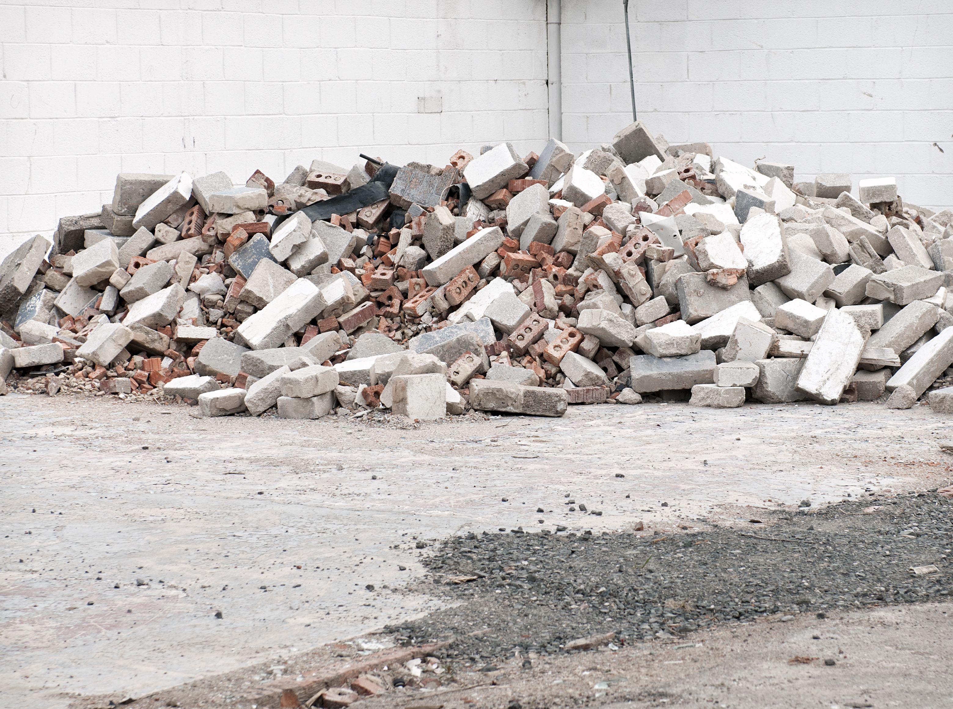 Demoliciones con retirada de escombros
