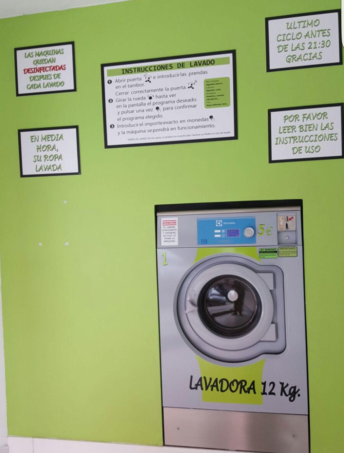 Lave sus edredones por 5 euros en Toledo